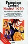 MADRID 1940