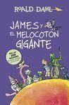 JAMES Y EL MELOCOTON GIGANTE.(ALFAGUARA CLASICOS)