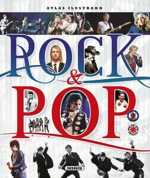 ATLAS ILUSTRADO ROCK & POP