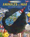 ANIMALES DEL MAR (LIBRO LINTER