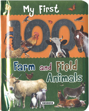 FARM AND FIELD ANIMALS        S2709001