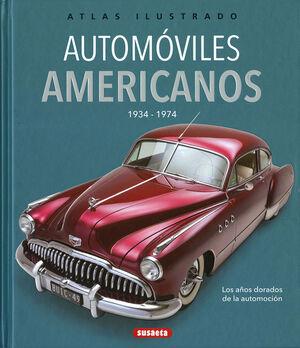 AUTOMÓVILES AMERICANOS 1934-1974