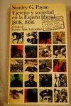 EJERCITO Y SOCIEDAD EN LA ESPAÑA LIBERAL, 1808-1936