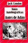ANTES DE ADAN