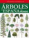 ARBOLES DE ESPAQA Y DEL MUNDO