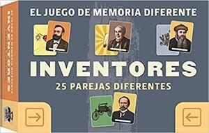 EL JUEGO DE MEMORIA DIFERENTE INVENTORES- 25 PAREJ